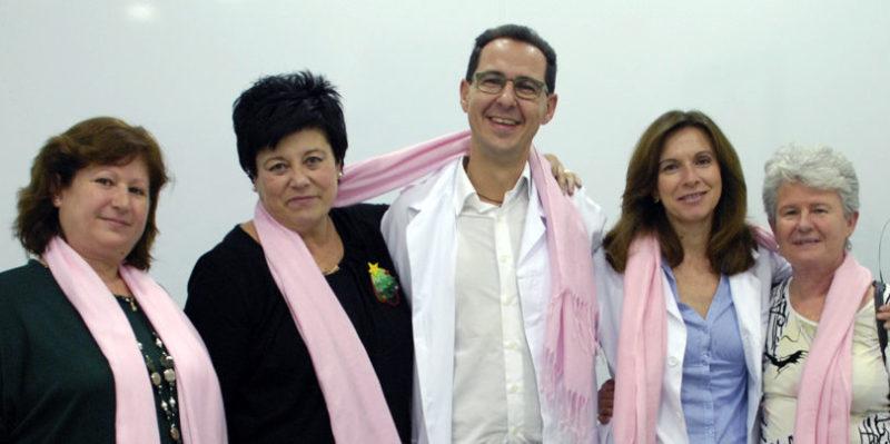 Alianza solidaria contra el cáncer de mama