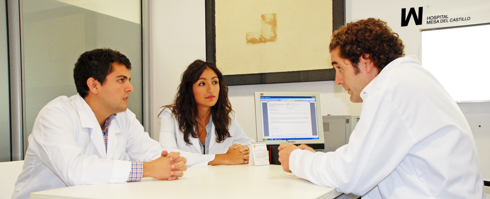 Unidad de Demencias. Primera consulta, gratis.