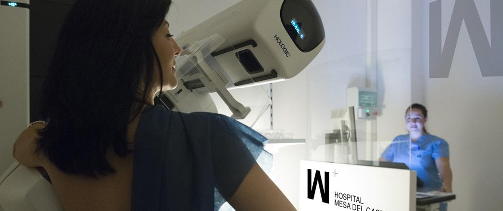 Estudios validan la mamografía 3D
