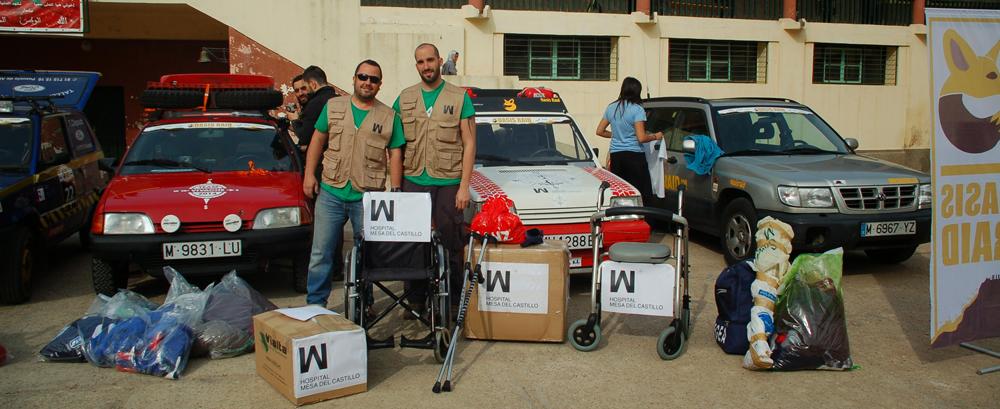 Misión cumplida: solidaridad y salud en Marruecos