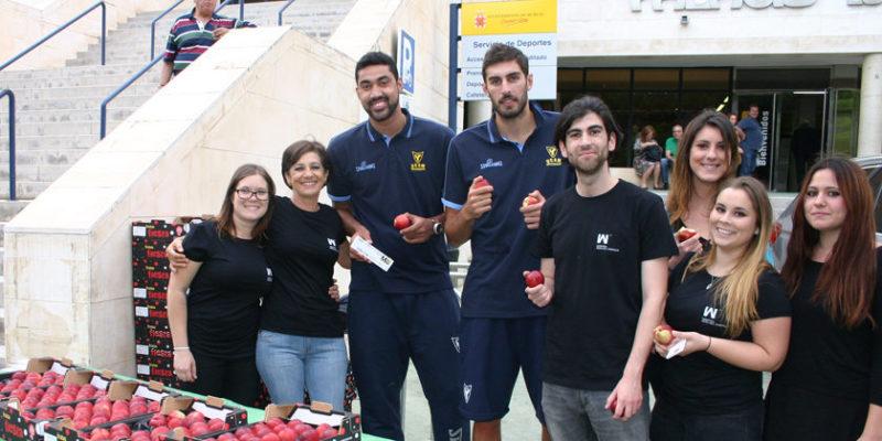 Salud física y mental para los aficionados del CB Murcia
