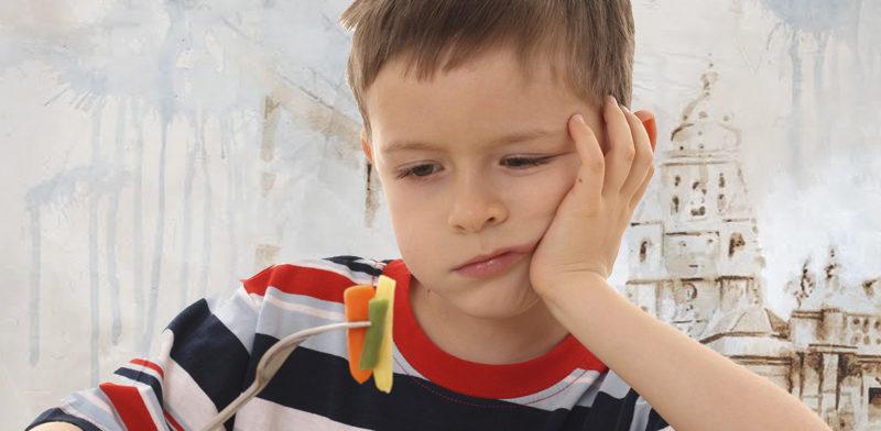 Jornada sobre trastornos de alimentación infantil