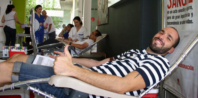 Exitosa jornada de donación de sangre en Mesa del Castillo