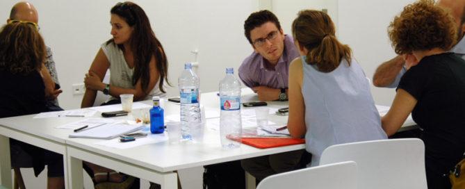Primera reunión de especialistas para el desarrollo de proyectos de I+D-i