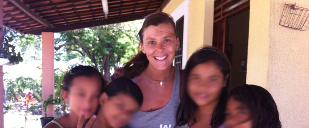 Hora de ayudar a las niñas de Brasil