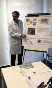 Primera terapia focal con electroporación y fusión de imágenes para cáncer de próstata de España
