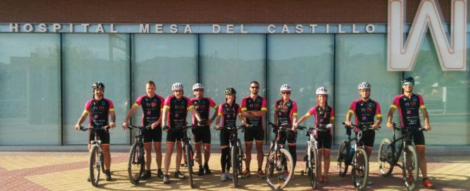 Nuestro equipo de MTB