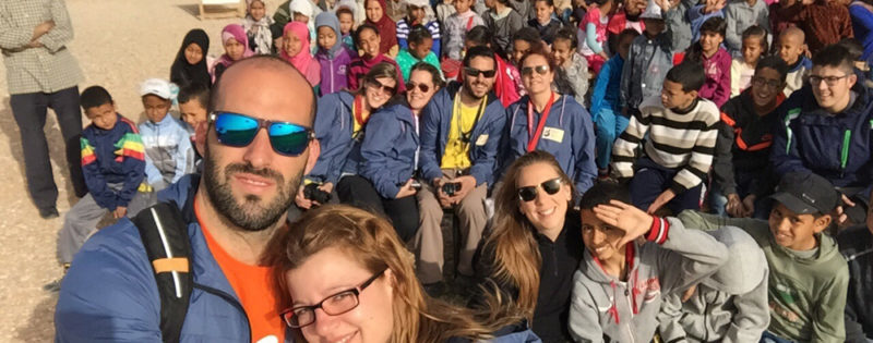 Tercera visita a Marruecos con Oasis Raid