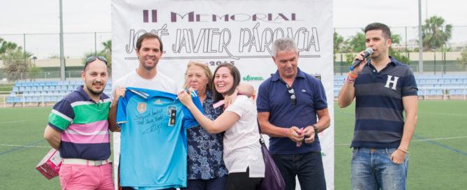 Crece la memoria de José Párraga