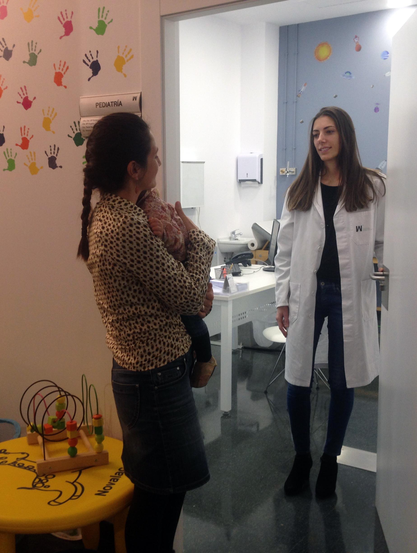 Un pediatra todos los días sin cita previa