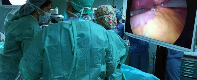 Somos pioneros en Ultra Alta Definición para cirugía laparoscópica