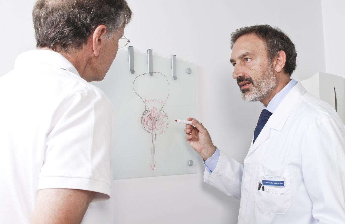 En la vanguardia de la urología