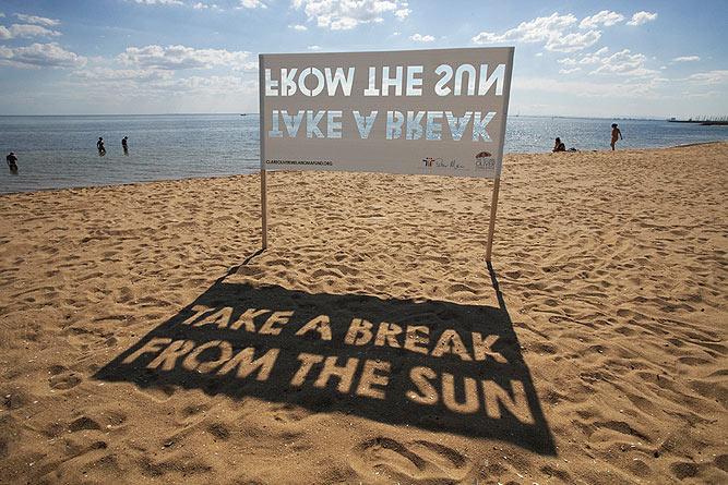 """""""El sol se acumula en la piel y produce problemas a largo plazo"""""""