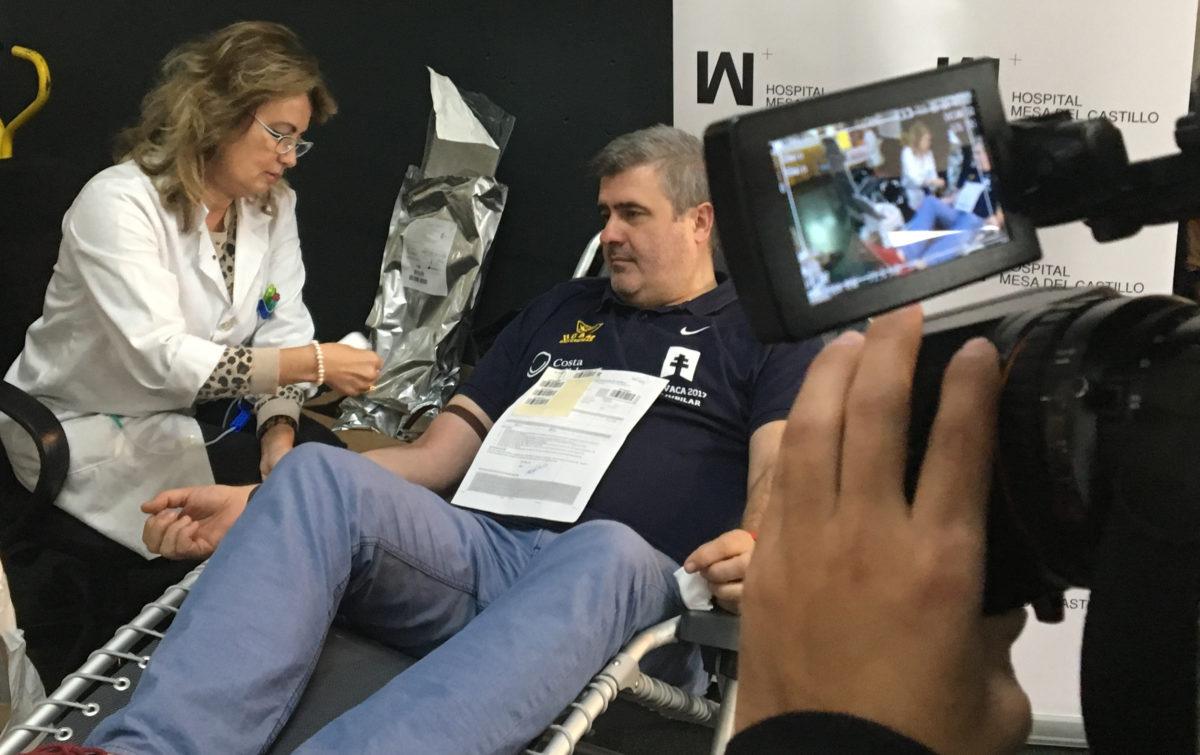 Quintana llama a donar sangre