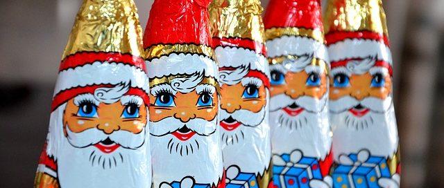 Estas Navidades, ni carbón... ni caries