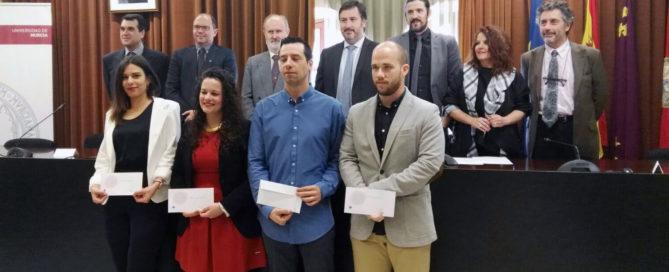 Mesa del Castillo premia a los cinco mejores estudiantes del máster en Salud Pública