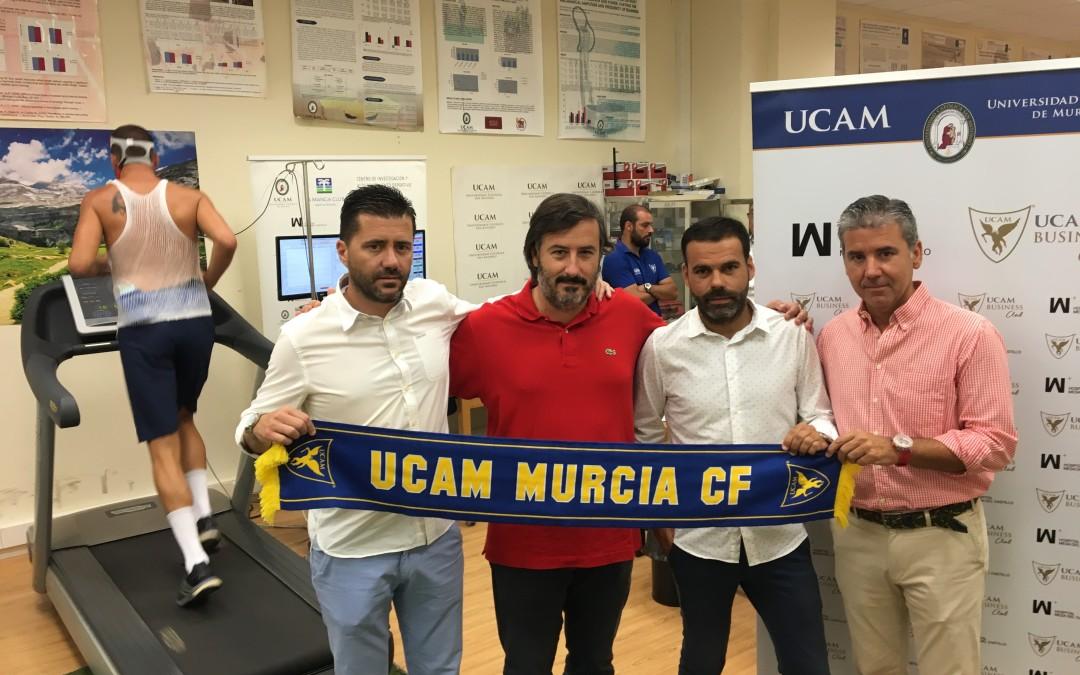 Cuarta temporada cuidando al UCAM C.F.
