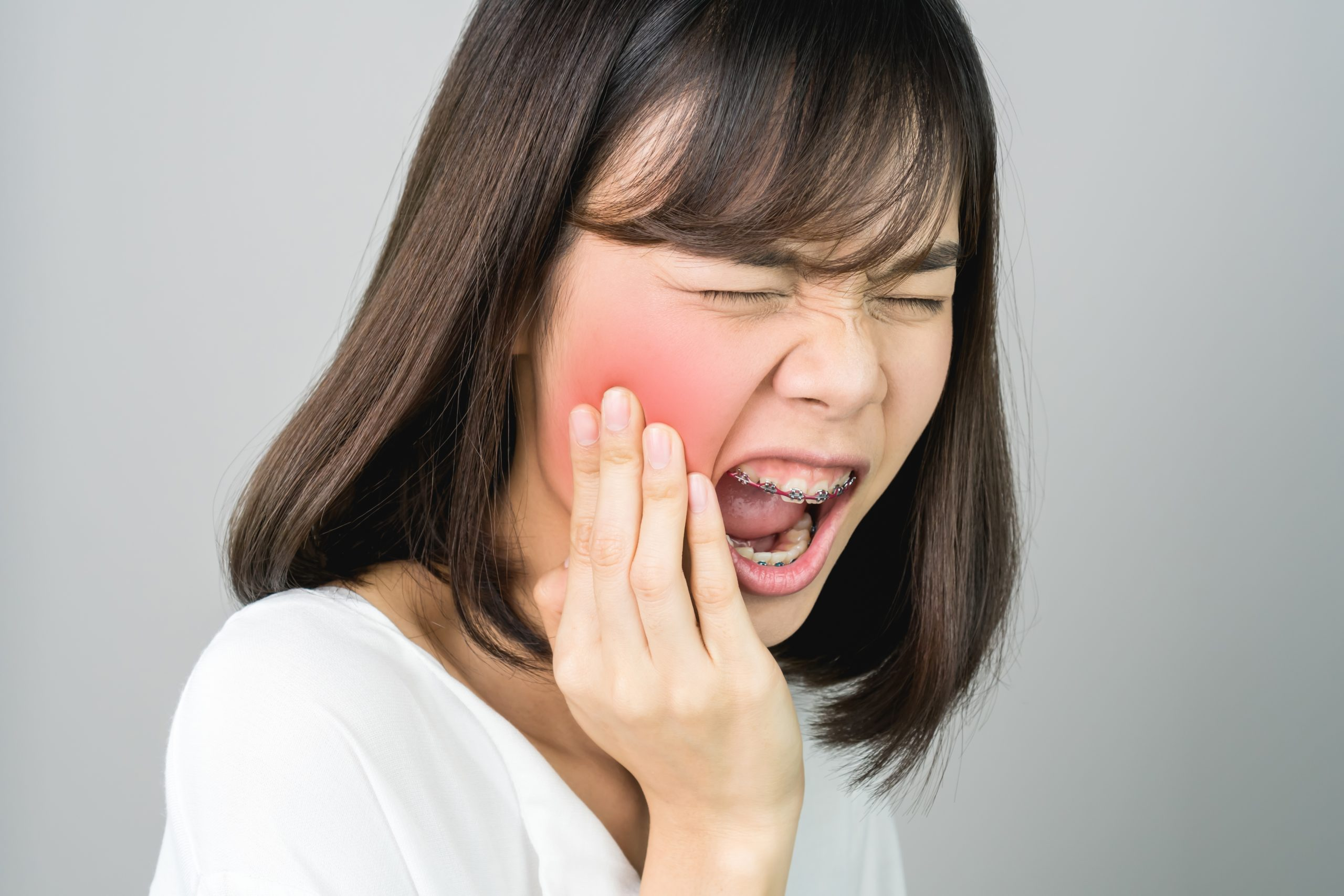 Tus dientes también sufren estrés