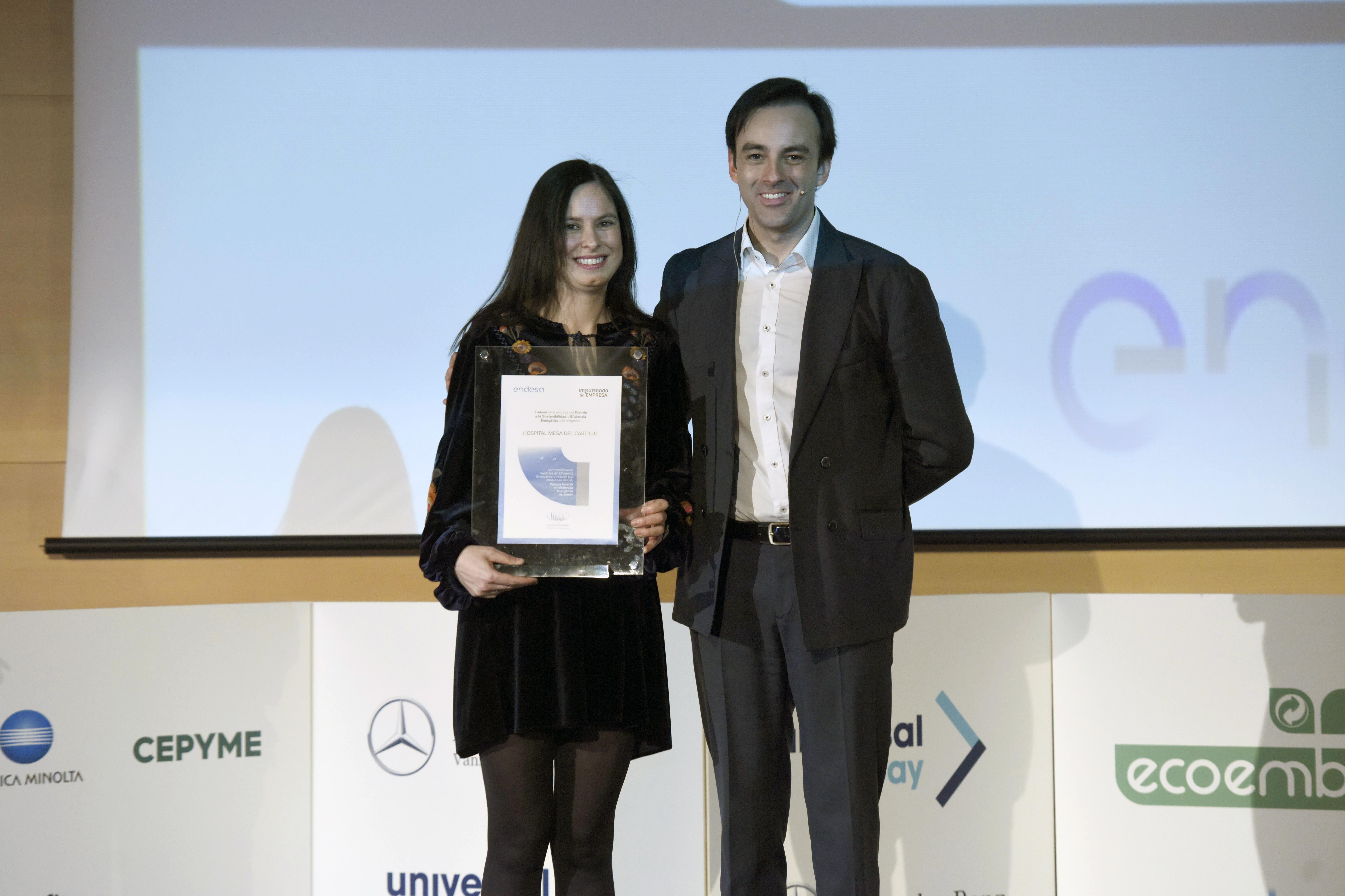 Premio a la sostenibilidad y la eficiencia energética