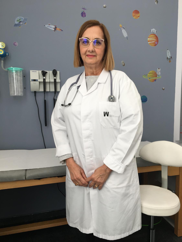 """""""Acompañar y orientar a los padres es parte de mi labor como pediatra"""""""