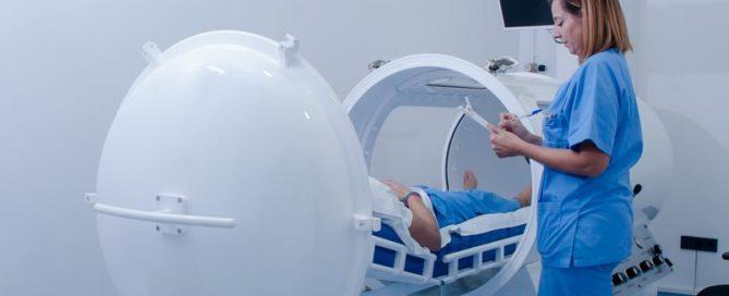 Mesa del Castillo incorpora la Medicina Hiperbárica, con beneficios para múltiples patologías