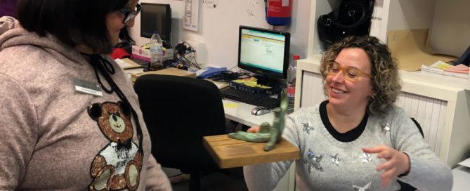 Mesa del Castillo recibe el premio 'Campeones' por su labor en la inclusión laboral de personas con Síndrome de Down