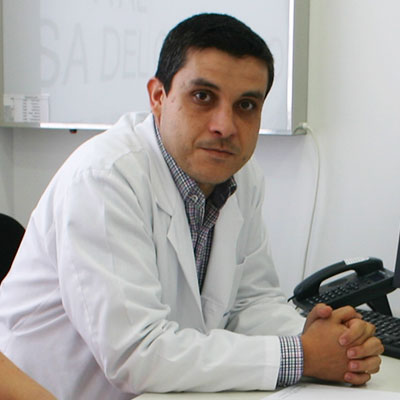 Dr. Joaquín Ruiz Riquelme