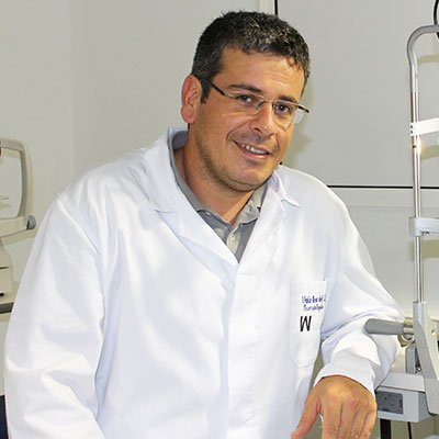 Dr. Pablo Mesa del Castillo Bermejo