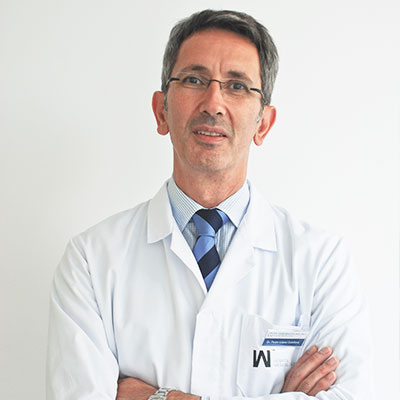 Dr. Pedro López Cubillana