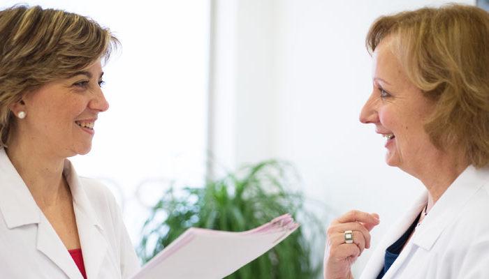 """Dra. Mora: """"Nuestros pacientes agradecen un cuadro médico completo y multidisciplinar"""""""