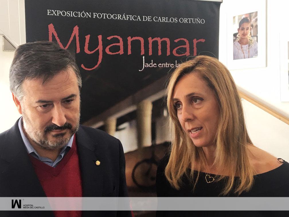 Esta Navidad nos volcamos con un proyecto de traumatología y ortopedia de la Fundación Vicente Ferrer