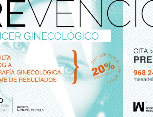 Facilidades para la prevención del cáncer ginecológico