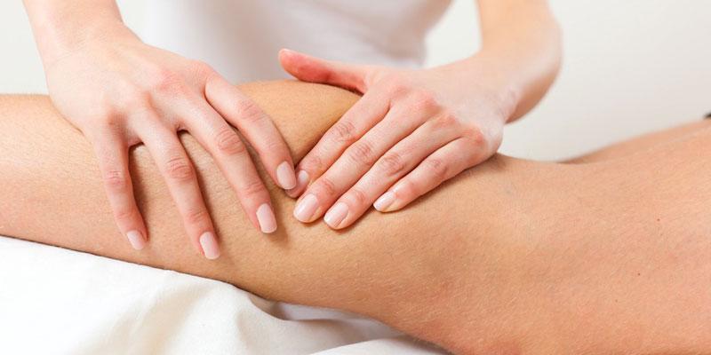 Fisioterapia para tratar el edema linfático
