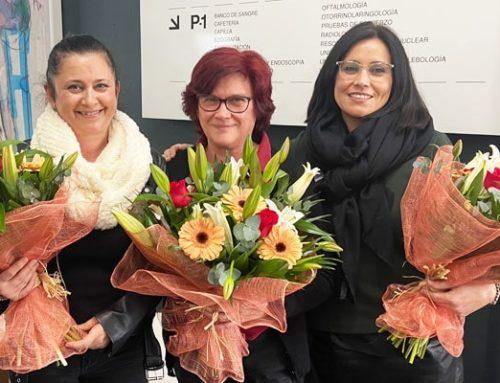 Entregamos el primer premio «Mujeres Inspiradoras»
