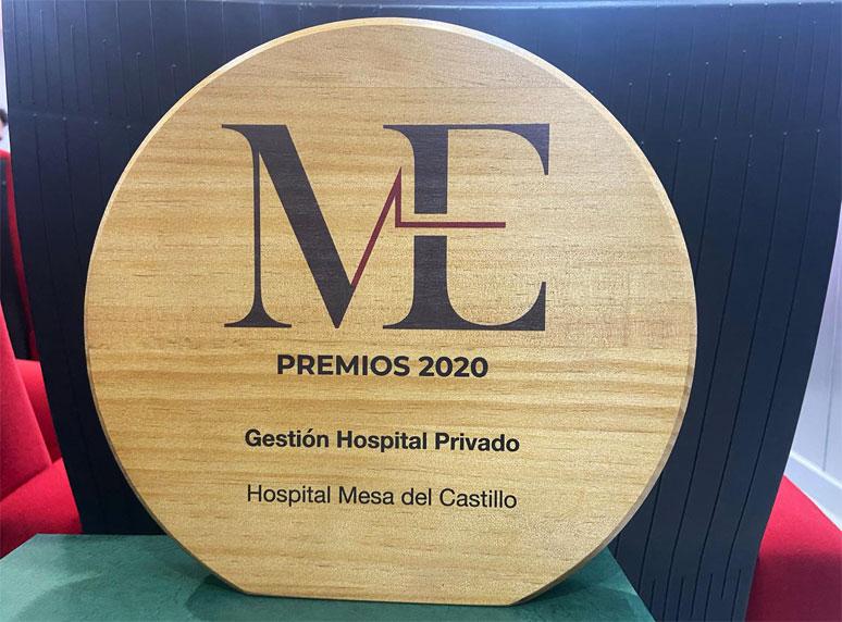 Ya está con nosotros: premio al mejor hospital privado de España