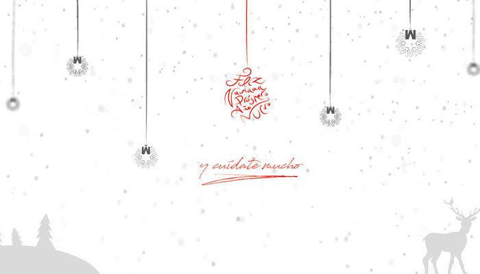 Esta Navidad será diferente