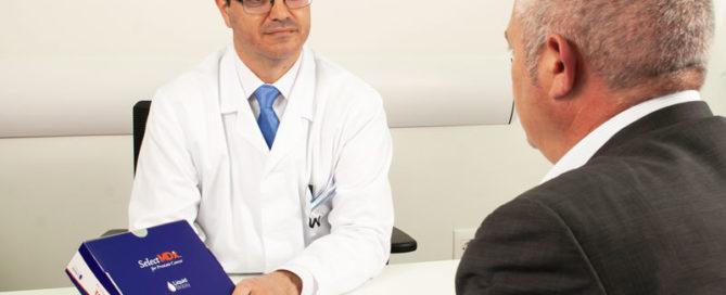 Biopsia líquida de próstata otra herramienta para la detección precoz del cáncer de próstata