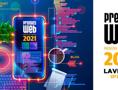 Finalistas en los XIII Premios Web La Verdad