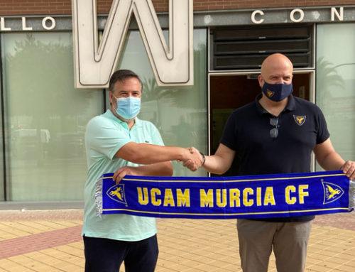 Ocho temporadas cuidando del UCAM CF